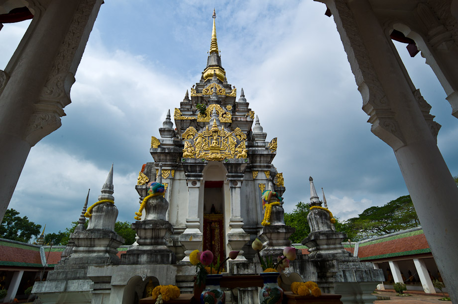 Wat Phrathat chaiya