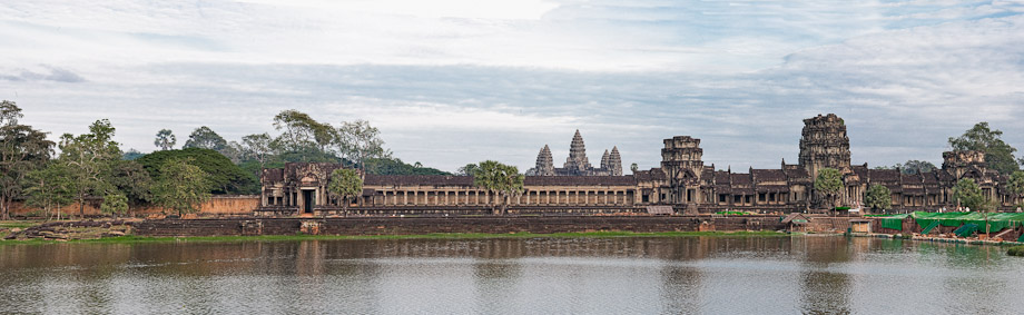 Angkor Wat - Panorama