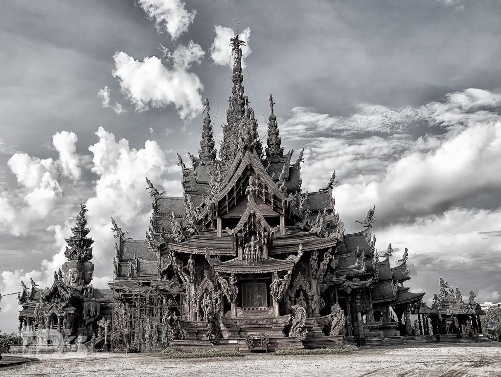 Sanctuary of Truth